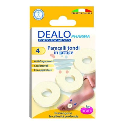 DEALO PARACALLI TONDI 4PZ