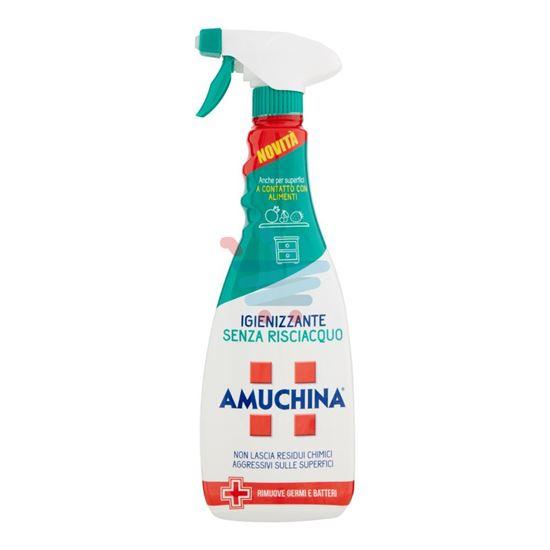 AMUCHINA SUPERFICI SENZA RISCIAQUO SPRAY 750ML