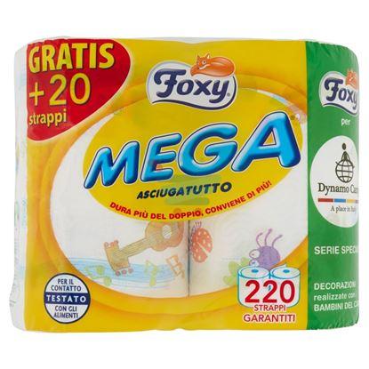 FOXY MEGA ASCIUGATUTTO X2
