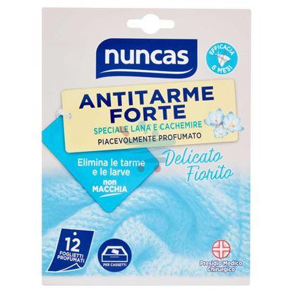 NUNCAS ANTITARME FORTE FRESCO FIORITO 12PZ